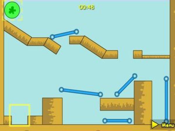 Bild zu Strategie-Spiel Newtonian