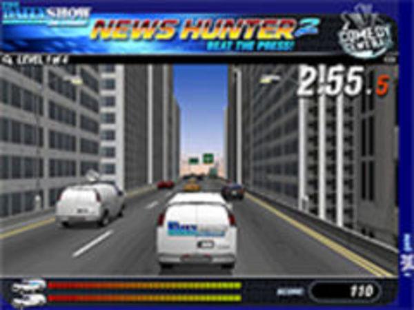 Bild zu Rennen-Spiel NewsHunter2