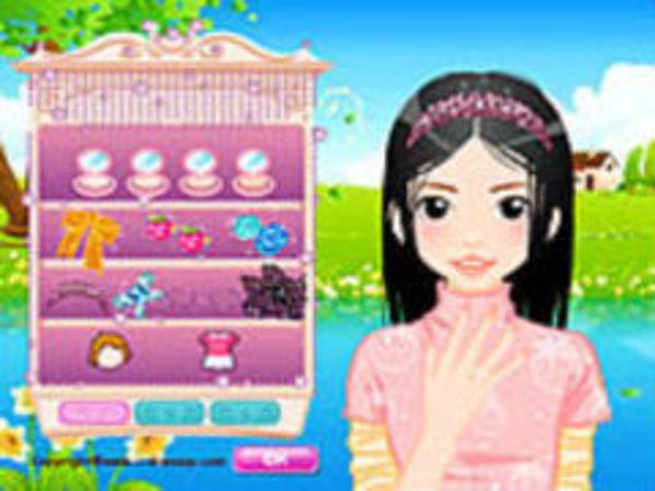 Bild zu Mädchen-Spiel New Face