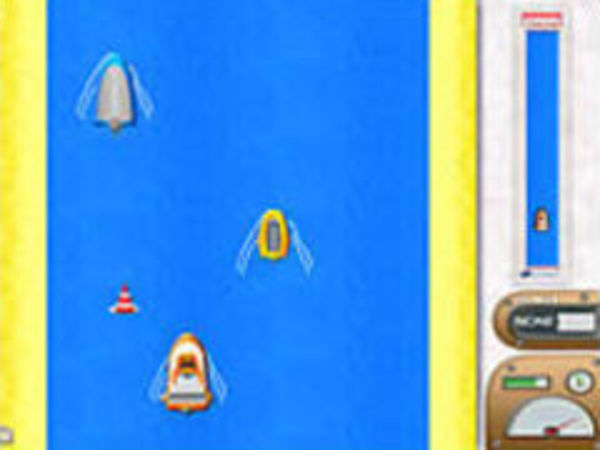 Bild zu Geschick-Spiel Need For Waves