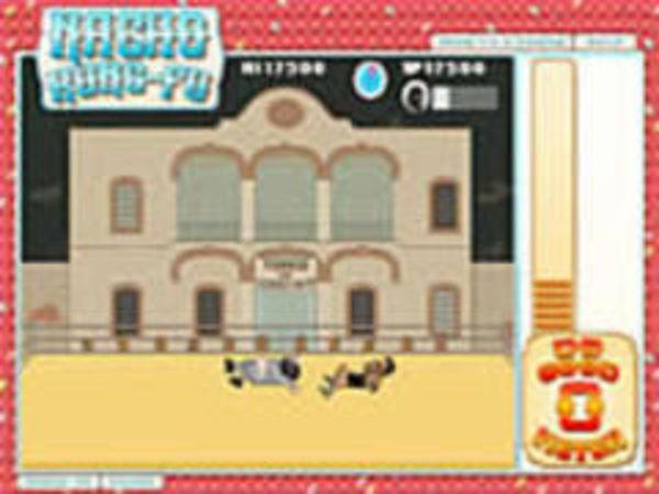 Bild zu Action-Spiel Nacho Kung Fu