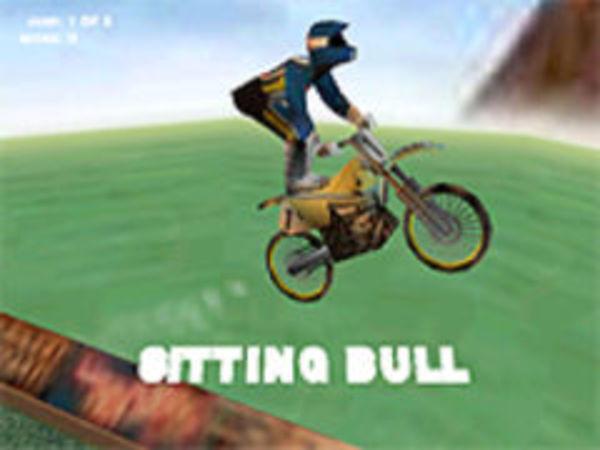 Bild zu Rennen-Spiel Motox