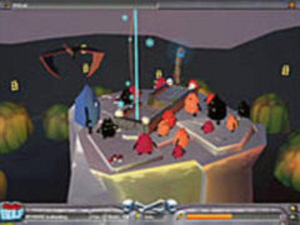 Bild zu Sport-Spiel Monstergolf