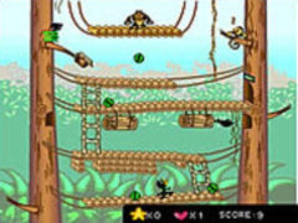 Bild zu Geschick-Spiel Monkey Menace
