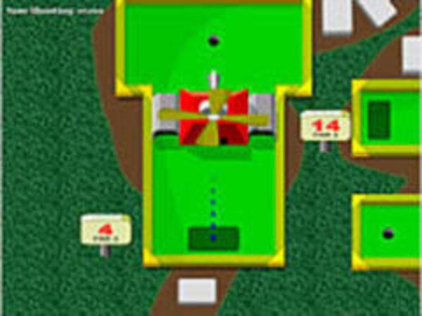Bild zu Sport-Spiel Mini Putt III