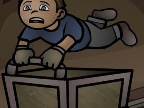 Bild zu Geschick-Spiel Minecar Mayhem