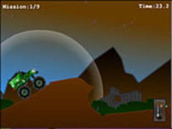 Bild zu Geschick-Spiel Militarytruck