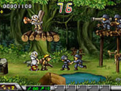 Metal Slug Flash spielen