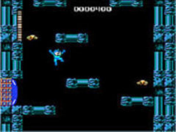 Bild zu Action-Spiel Megaman vs Metroid