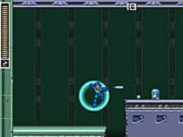 Bild zu Geschick-Spiel Megaman Polarity