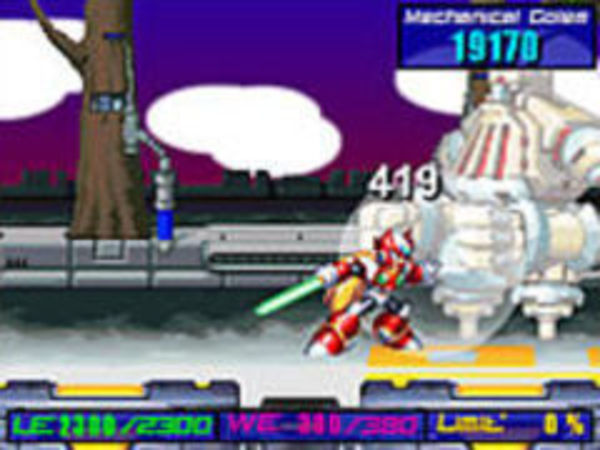 Bild zu Action-Spiel Megaman X Virus Mission 2