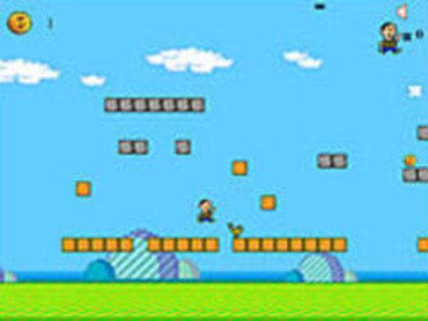 Bild zu Action-Spiel Mega-Larry