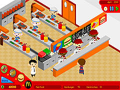 McDonalds 1 spielen
