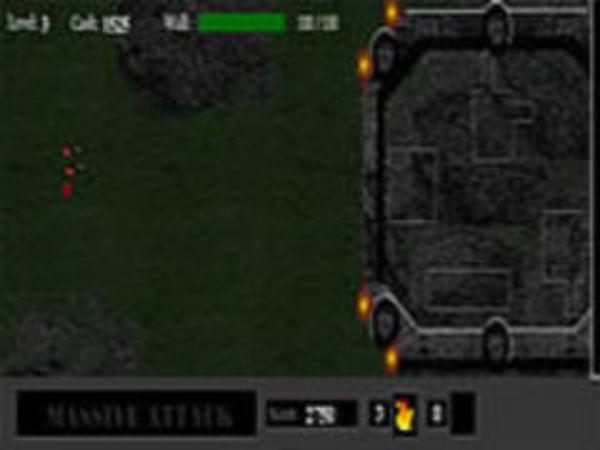 Bild zu Strategie-Spiel Massive Attack