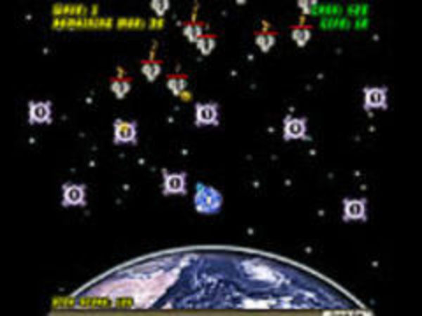 Bild zu Strategie-Spiel Massive Space Tower Defense