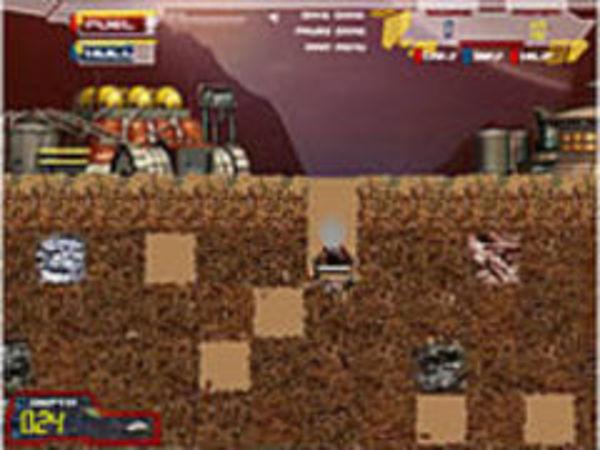 Bild zu Abenteuer-Spiel Mars Miner
