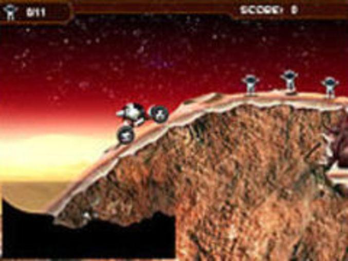 Mars Buggy