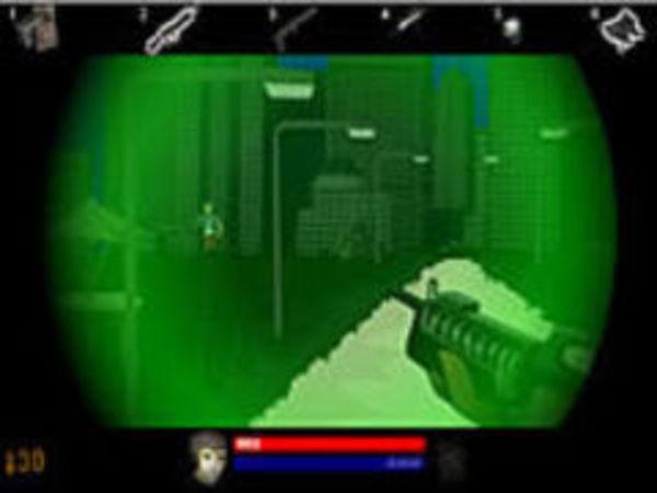 Bild zu Action-Spiel Marksmen