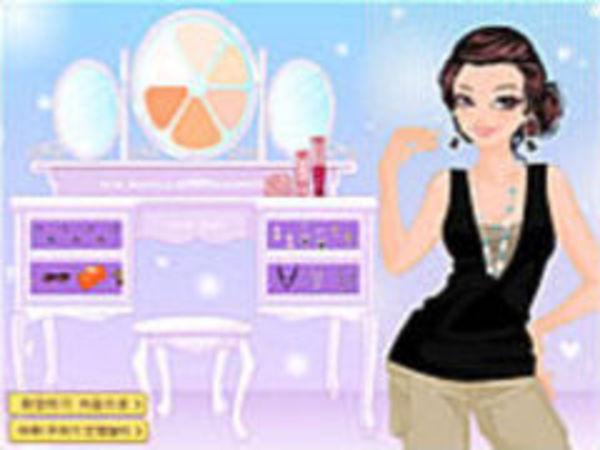 Bild zu Kinder-Spiel Makeup For Work