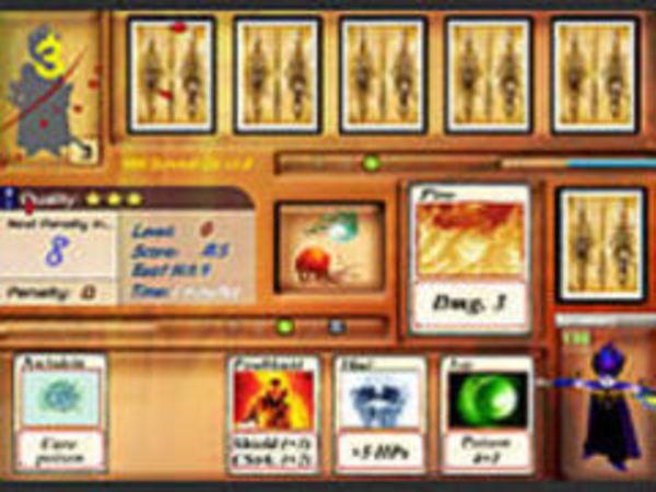 Bild zu Karten & Brett-Spiel Maganic Wars 2