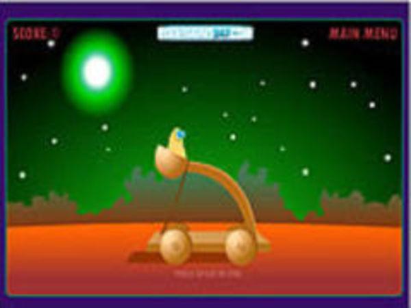 Bild zu Action-Spiel Alienbounce 1