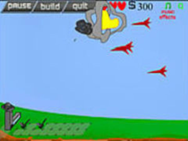 Bild zu Strategie-Spiel Air Assault