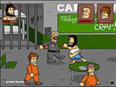 Hobo Prison Brawl spielen