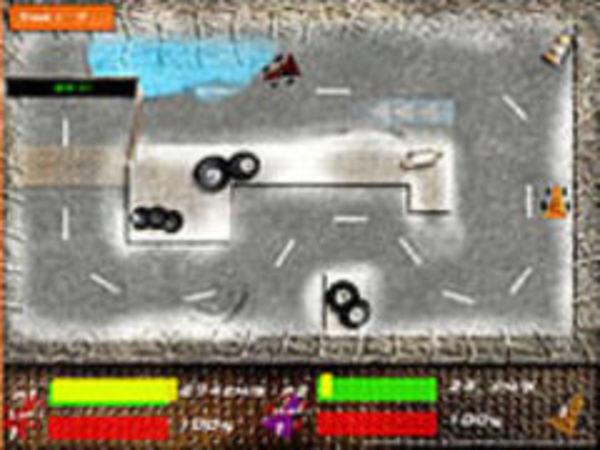 Bild zu Rennen-Spiel Korekarts