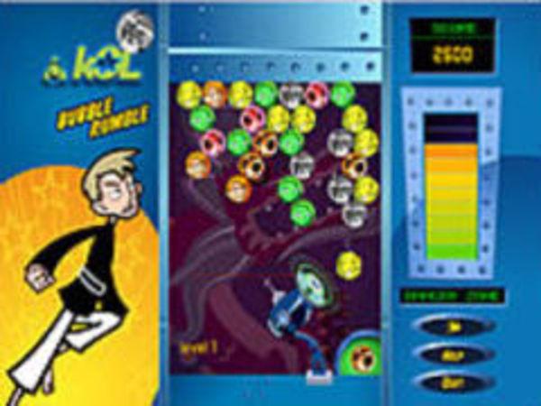 Bild zu Geschick-Spiel Kol Bubble