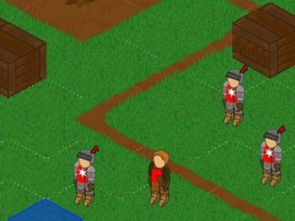 Bild zu Strategie-Spiel Knight Tactics 2