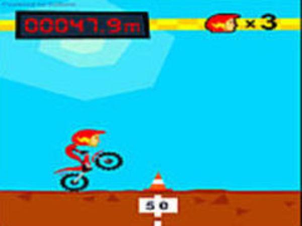 Bild zu Geschick-Spiel Kid bike