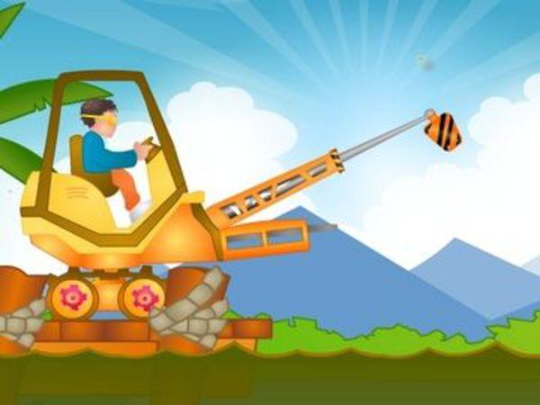 Bild zu Geschick-Spiel Cleanup