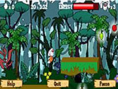 Jungle Eggventure spielen