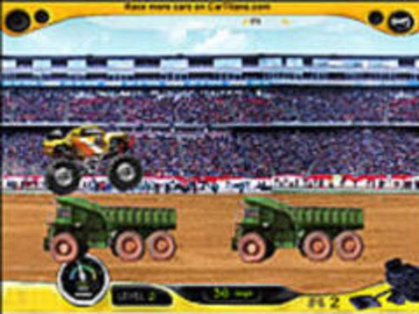 Bild zu Action-Spiel Jumpracer