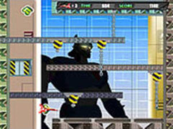 Bild zu Action-Spiel Iron Ranger