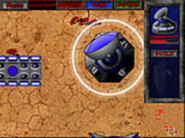 Bild zu Action-Spiel Invasion From Hell 2