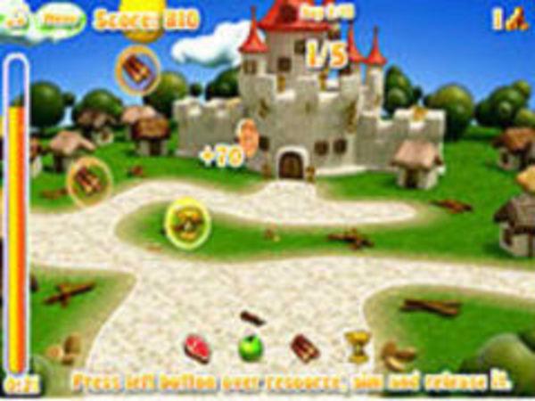 Bild zu Strategie-Spiel Headshire Throw
