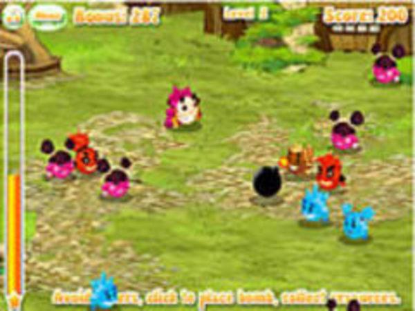 Bild zu Action-Spiel Headfolk Boom