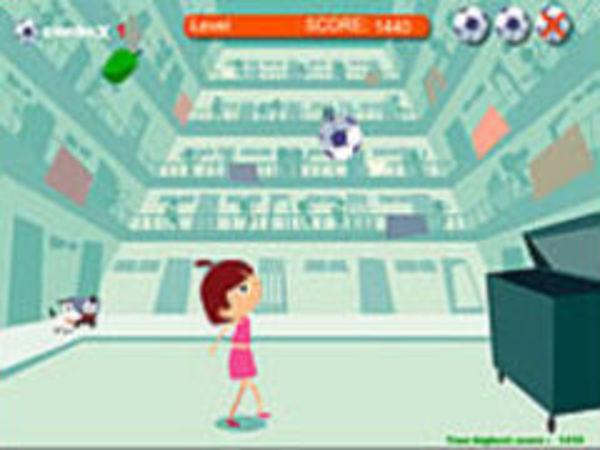 Bild zu Geschick-Spiel Headballer