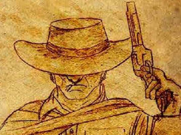 Bild zu Geschick-Spiel Gunslingers Gold