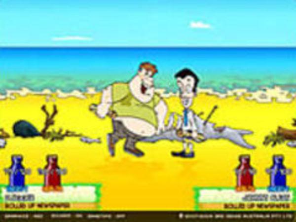 Bild zu Rollenspiele-Spiel GrossOut Sludge Valley