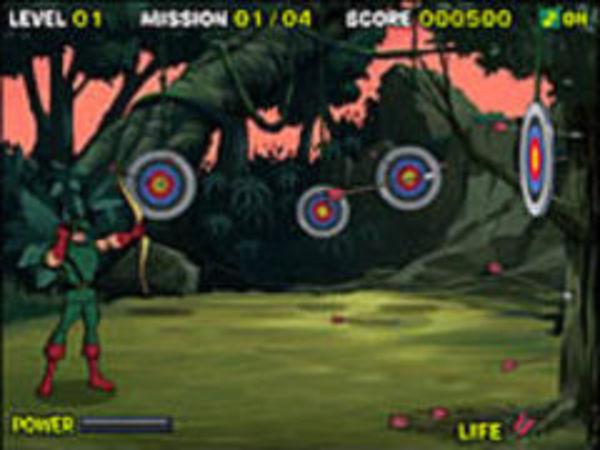 Bild zu Geschick-Spiel Green Arrow Last Man Standing