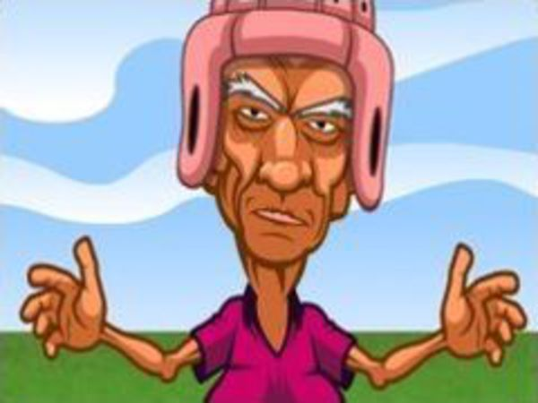 Bild zu Sport-Spiel Grampa Grumble