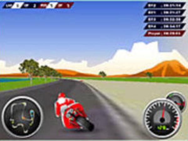 Bild zu Geschick-Spiel Gp Racing Madness