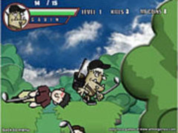 Bild zu Abenteuer-Spiel Golf Goblin 2 The New Levels
