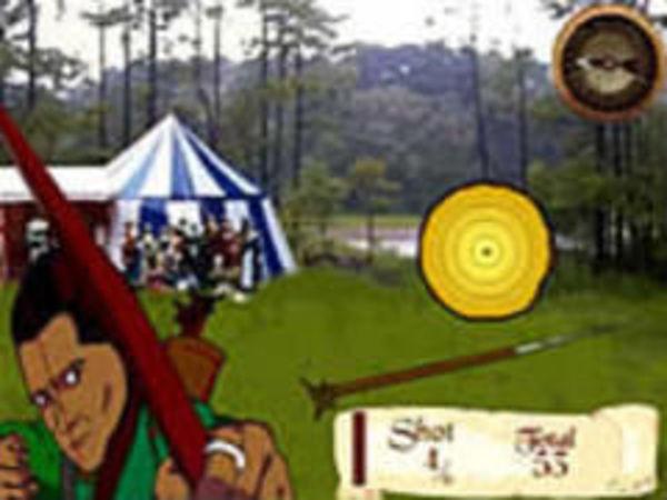 Bild zu Geschick-Spiel Golden Arrow 2
