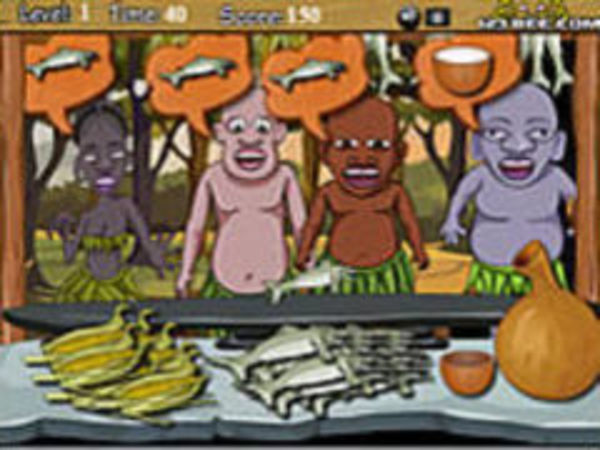 Bild zu Simulation-Spiel Going Tribal