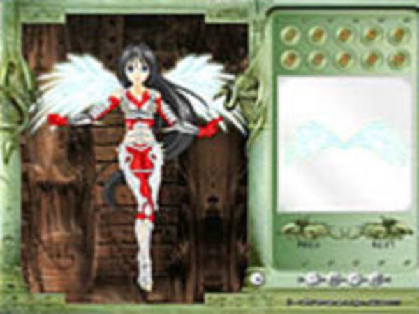 Bild zu Mädchen-Spiel Goddess Of War