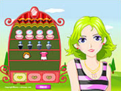 Girl Makeover9 spielen