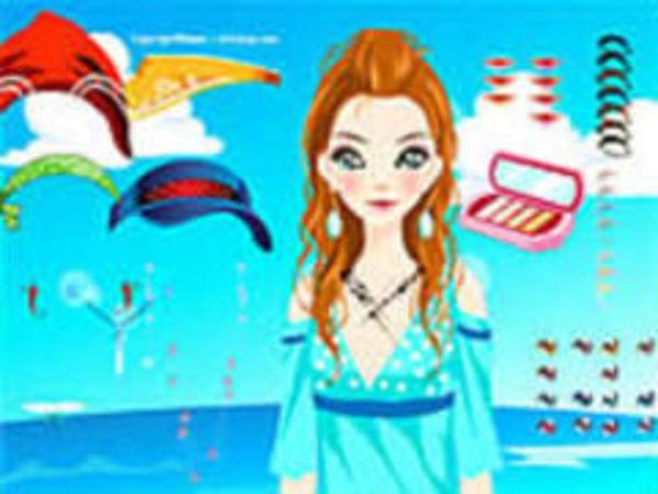 Bild zu Kinder-Spiel Girl Makeover Summer